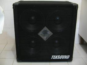 Gabinete Teksound P/ Caixa 4x10 Baixo (sem Falantes/driver)