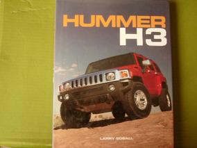 Livro Hummer H3 Larry Edsall - Cerca De 150 Fotos Coloridas