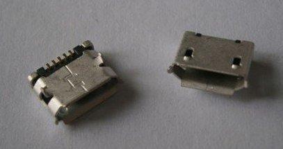 Conector Micro Usb 5 Vias P/ Tablets Foston