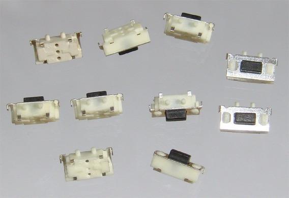 28 Micro Botão Power E Volume Tablet Navcity Nt-1710 8mm
