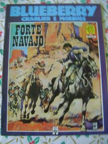Graphic Novel No.21 Blueberry Set 90 Edit Abril Ótimo!leia!