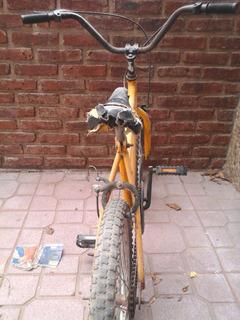 Bicicleta Marca Milano Rodado 20