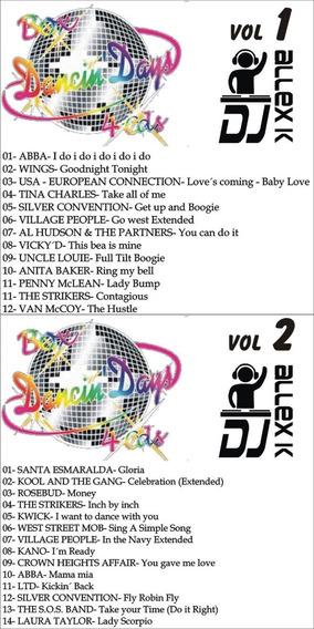 Coleção Cd´s Raridades De Disco De Vinyl Singles