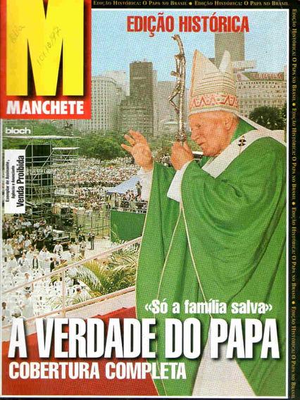 Manchete 2375 * 11/10/97 * Papa João Paulo Ii