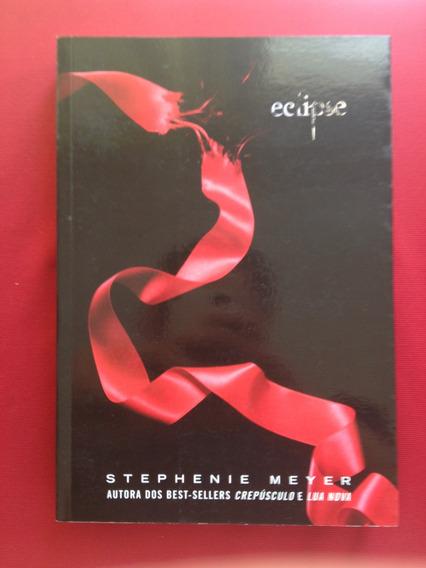 Livro - Eclipse - Stephenie Meyer - Seminovo