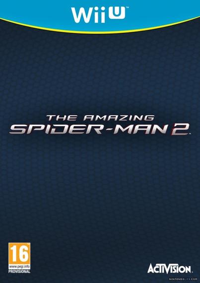 The Amazing Spider Man 2 (wii U) Lacrado