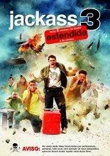 Dvd-jackass 3 C/versão Estendida