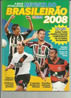 Guia Do Campeonato Brasileiro 2008 Revista O Dia