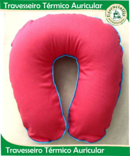 Travesseiro Leve Para Viagem - Essenciallis -