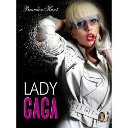 Livro Lady Gaga Brandon Hurst Ed: Madras 2010 Fotos