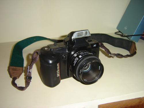 Nikon N4004 - Grande Oportunidade -baixei O Preço!!!