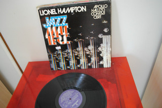 Lionel Hampton - Apollo Hall Concert Lp