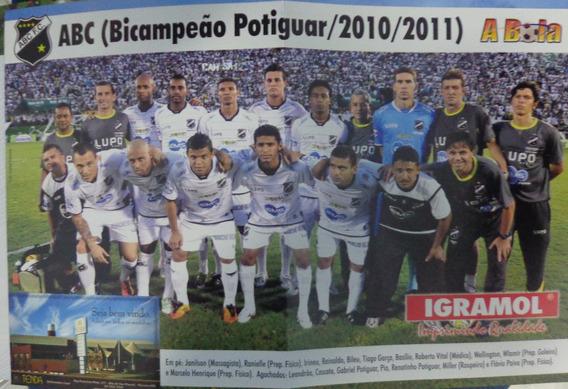 A Bola Revista De Mossoró 2011