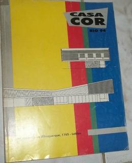Revista Casa Cor Rio 1994