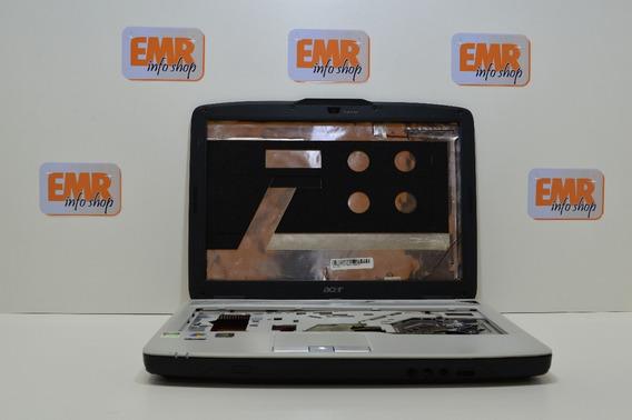 Carcaça Acer 4520-3485 Completa.c/touch Pad E Auto Falantes.