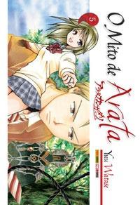 O Mito De Arata 5- Yuu Watase - Panini
