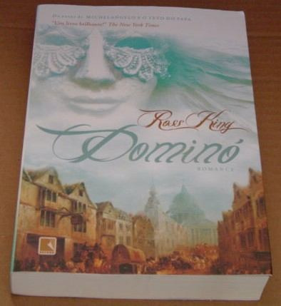 Dominó Ross King Livro Novo Romance