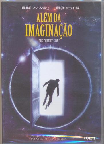 Além Da Imaginação -  Volume 1   (dvd)