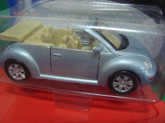 Cx 28 08- Carro Moto Avião Miniatura New Beetle Raridade