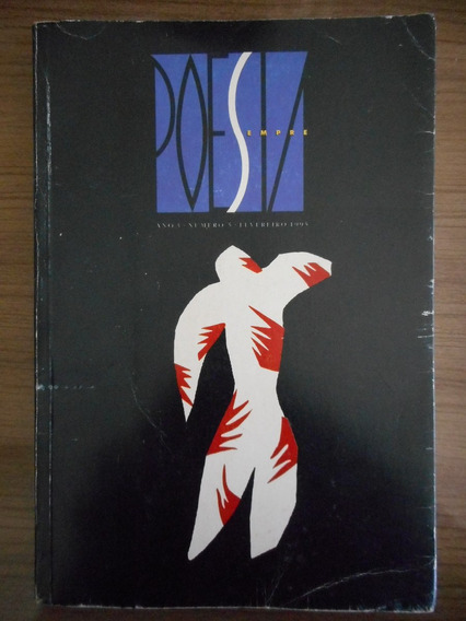 Livro Poesia Sempre- Fundação Biblioteca Nacional 1995