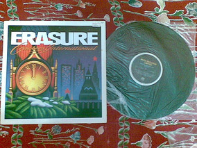 Lp Erasure - Crackers International