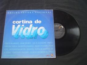 Lp Cortina De Vidro -trilha Sonora Original Da Novela Do Sbt