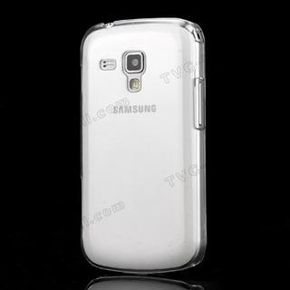Capa Dura Samsung S S2 Duos Trend S7562 S7582 Frete Grátis