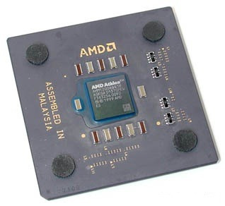 Processador Amd Duron 1200