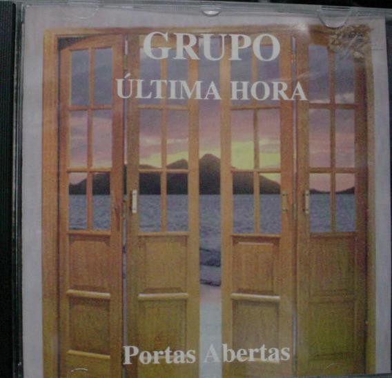 Cd Grupo Ultima Hora - Portas Abertas - B20