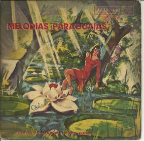 Melodias Paraguaias Compacto Duplo De Vinil 45 Rpm