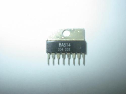 Circuito Intregado Ba514