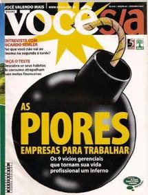 Revista Você S/a Nº 63 Setembro Ano 2003
