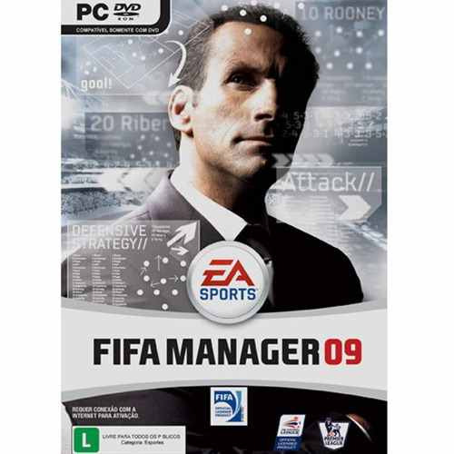 Game Pc Fifa Manager 09 Dvd-rom