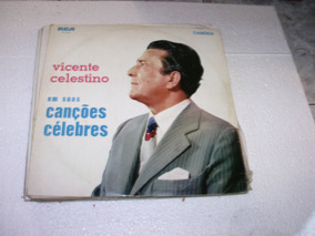 Lp Vicente Celestino Em Suas Canções Célebres,1970
