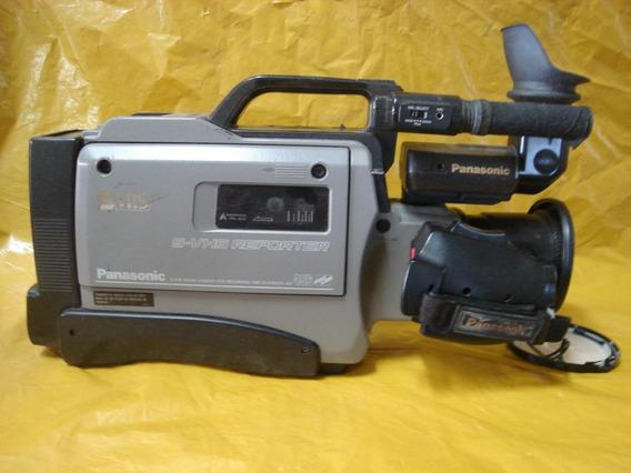 Filmadora Panasonic Ag-456 - C/ Defeito - Sem Acessorios -