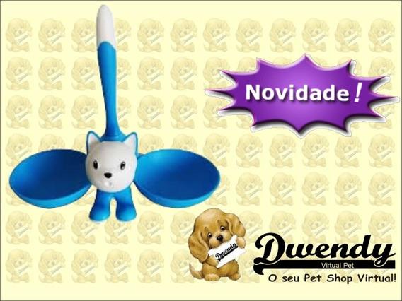 Comedouro E Bebedouro Gatito - Dwendy Virtual Pet