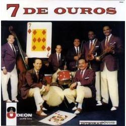 Cd Conjunto 7de Ouros- Novo- Original -sete De Ouros