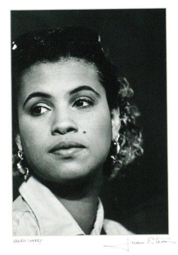 Juan Esteves - Fotos - Jazz - Quadros - Nene Cherry