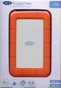 Hd Portátil Lacie Rugged Mini 1 Tb Usb 3.0 Mpn: 301558