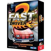 Game Pc Fast Driver 2 Original Novo Lacrado