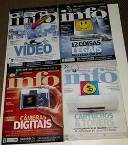 Revista Info Exame - Ano 2004