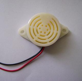 Buzzer Zumbador Piezoelectrico Activo 3v5v 12v 24v Beep Cont