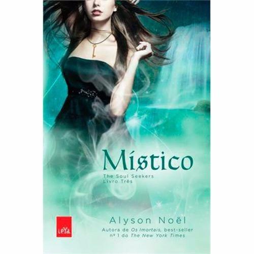 Livro - Místico Alysson Noel