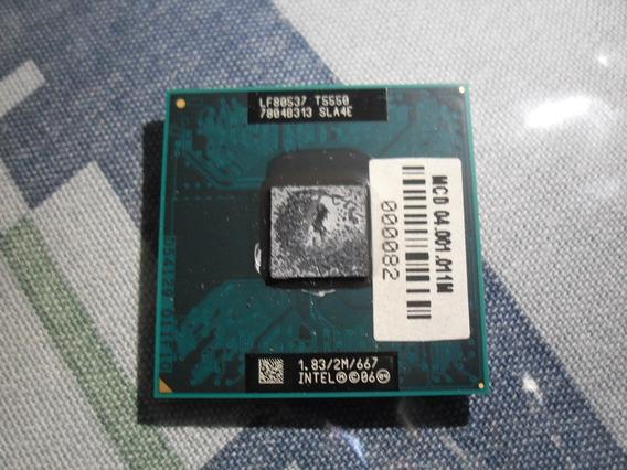 Intel® Core 2 Duo Processador T5550 2m Cache, 1.83 Ghz 667