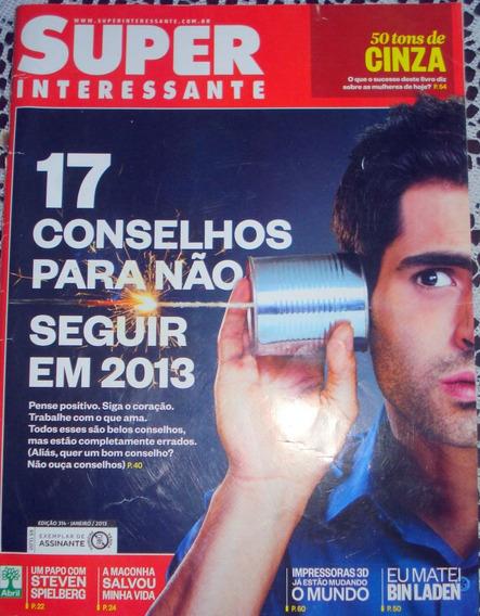 Revista Superinteressante 314 Janeiro 2013