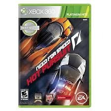 Jogo Need For Speed Hot Pursuit Platinum Hits Para Xbox 360
