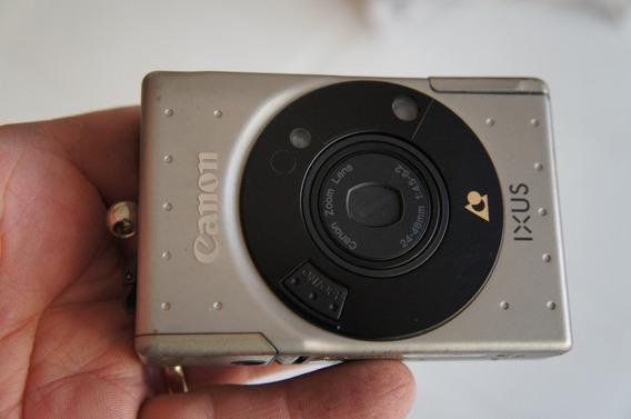 Canon Ixus - Filme Advanced