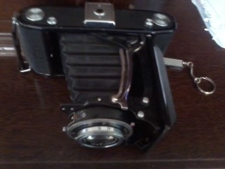 Zeiss Ikon Camera Prontor-s Lens1:4.5 F:10.5 Conservadissima