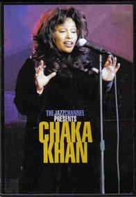 Chaka Kann - The Jazz Chanal Presents