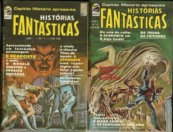 Capitão Mistério Apresenta Histórias Fantásticas Dracula